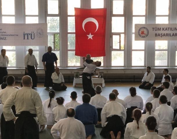 Nebi Vural İstanbul Seminar 2018