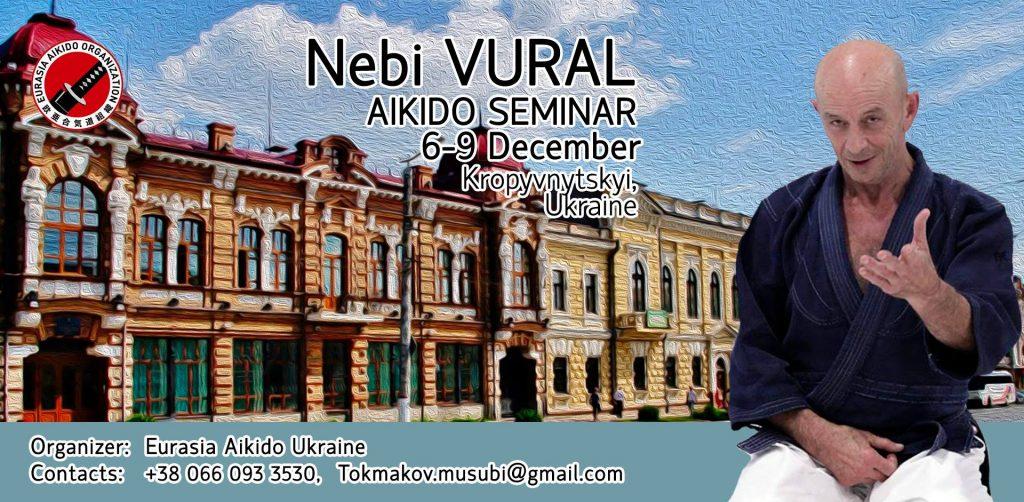 Nebi Vural Kropyvnytsyki Seminar 2018