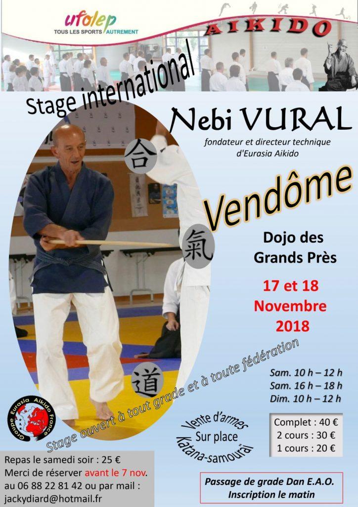Nebi Vural Vendome Seminar 2018