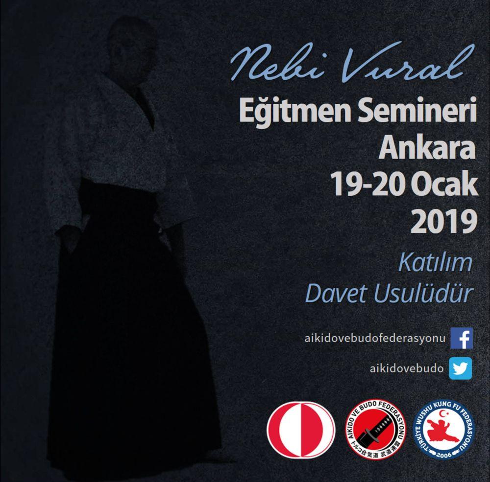 2019 Nebi Vural Instructor Seminar