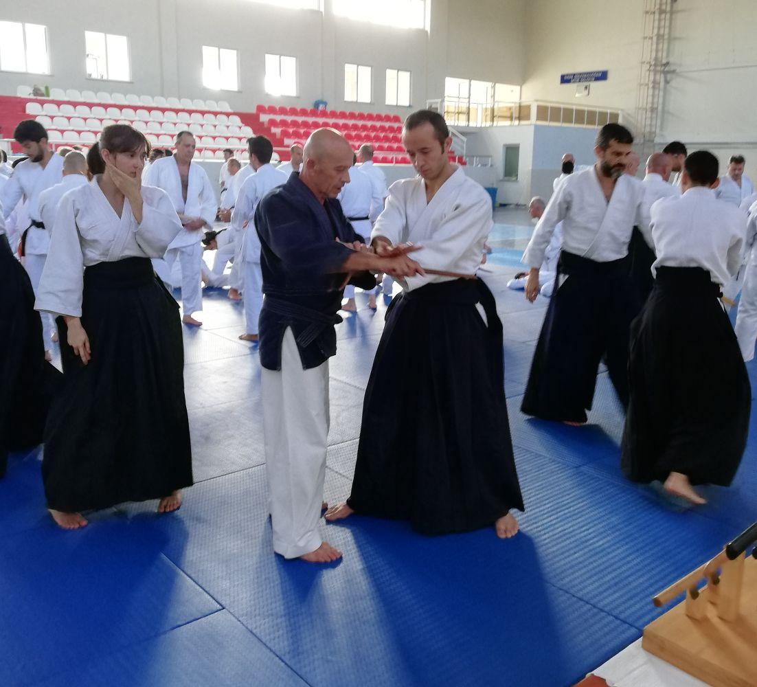 Nebi Vural Canakkale Summer Camp 2018