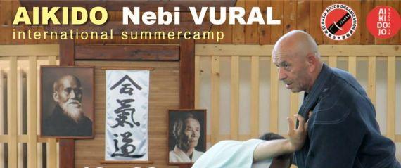Nebi Vural Senec Summer Camp 2018