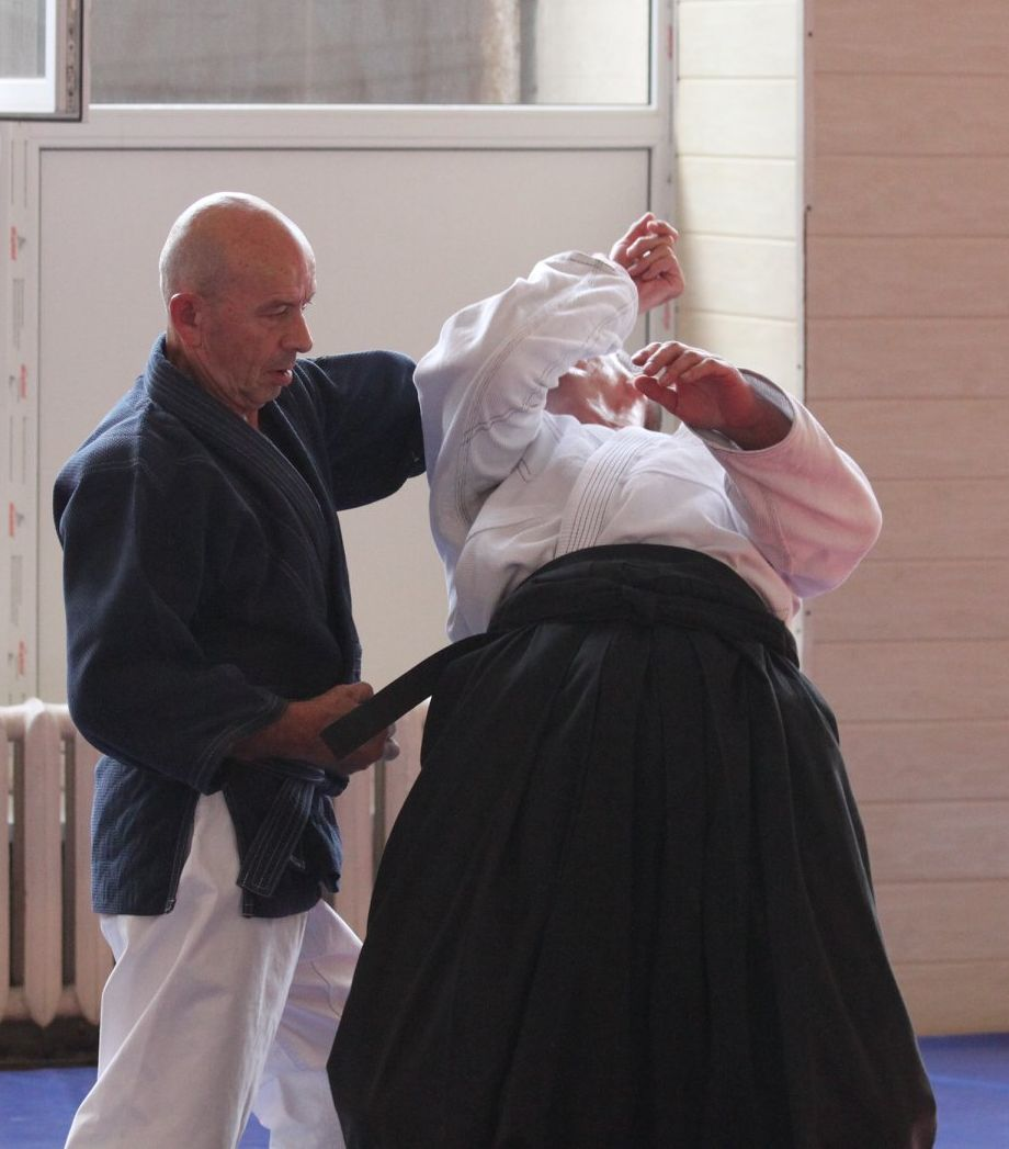 Nebi Vural Zaporozhye Seminar 2018