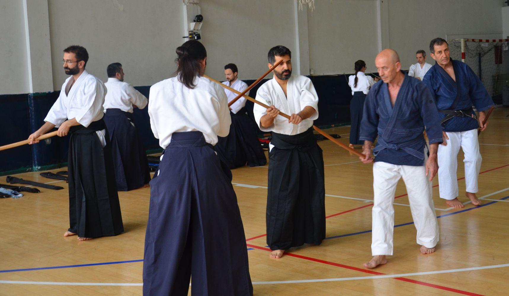 Nebi Vural İstanbul Instructor Seminar 2019