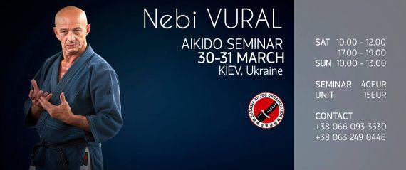 Nebi Vural Kiev Seminar 2019