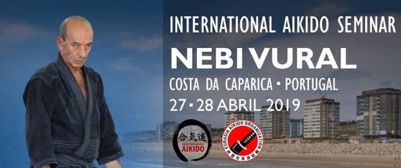 Nebi Vural Costa da Caparica Seminar 2019
