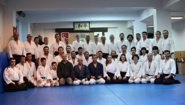 Nebi Vural Bursa Instructor Seminar 2019