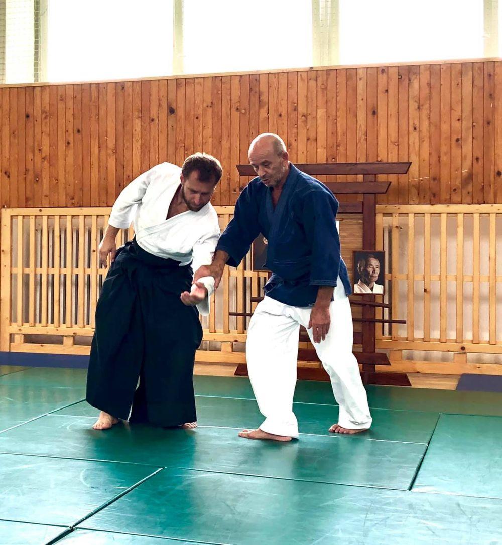 2019 Nebi Vural Senec Aikido Camp
