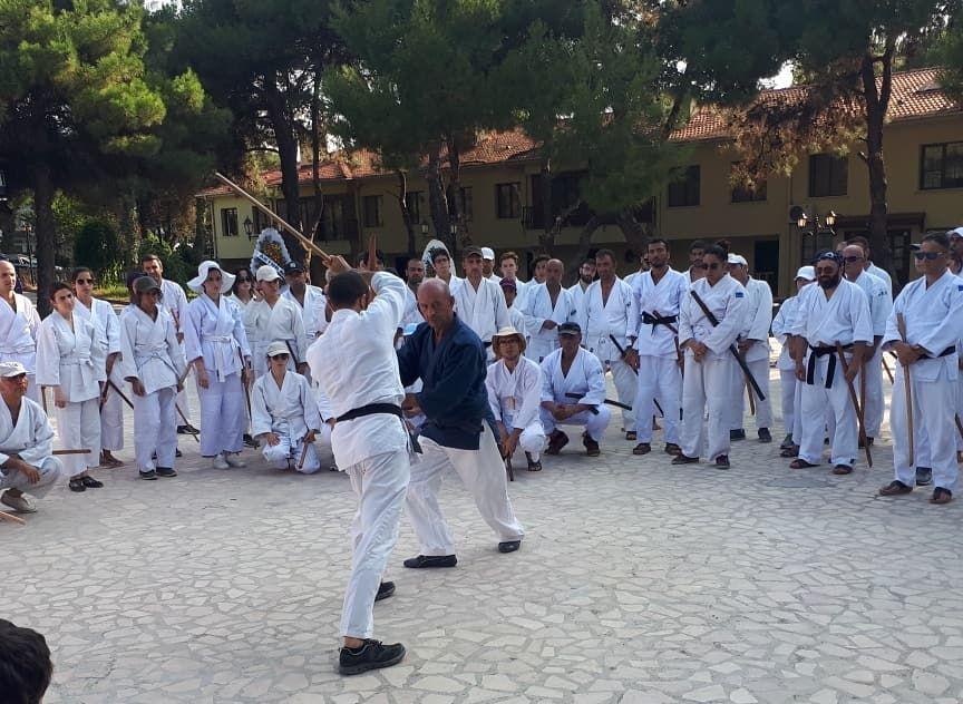 2019 Nebi Vural Çanakkale Aikido Camp
