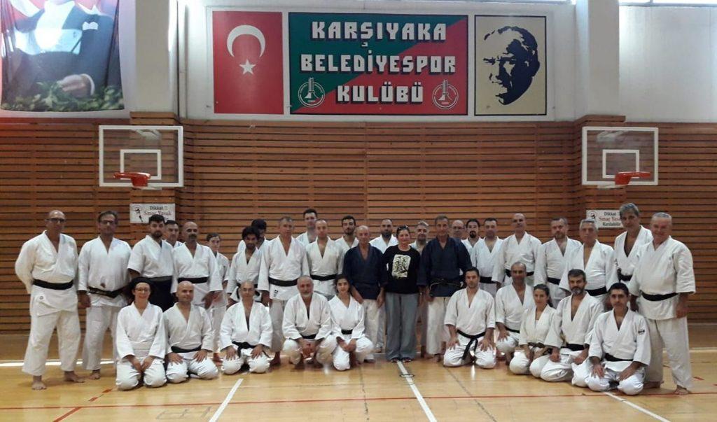 Nebi Vural İzmir Instructor Seminar 2019