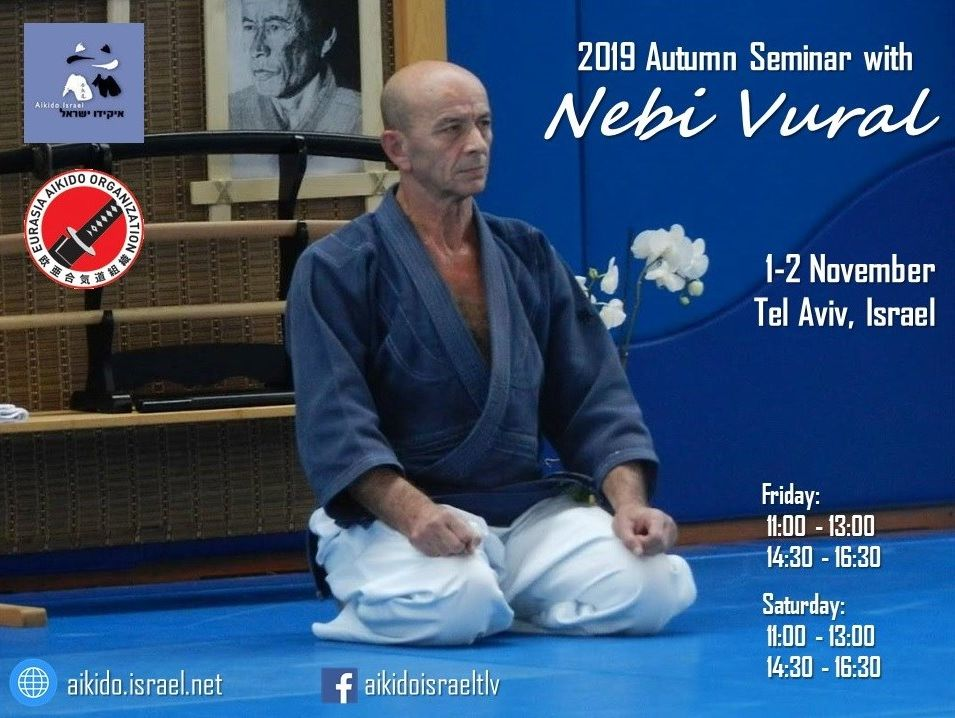 Nebi Vural Tel Aviv Seminar 2019
