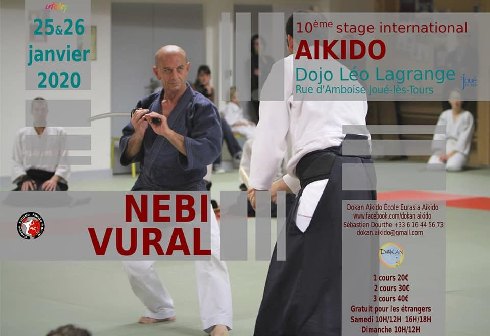 Nebi Vural Tours Seminar 2020